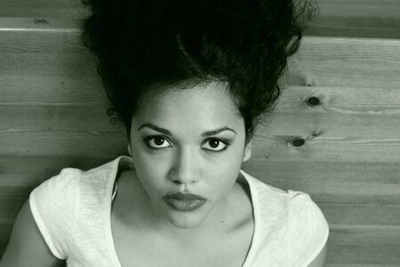 Charisma, a face portrait Stock Photo - 7894030