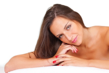 Woman beauty and skincare Stock Photo - 22168216