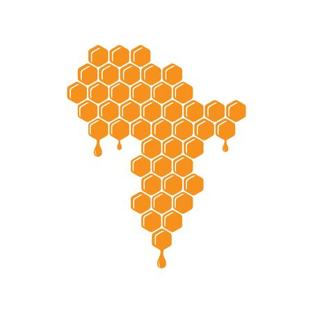African honey design