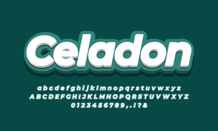 green army 3d text effect