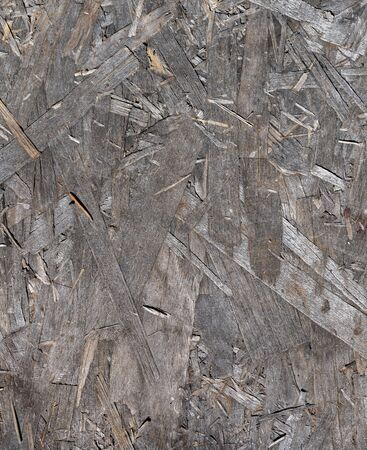 Texture Or Background Of Old Wooden OSB Plate 写真素材