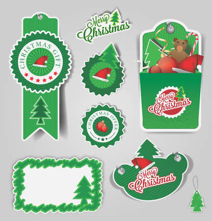 Vector Christmas Banner Illustration