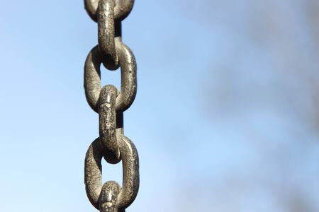 object oppression: Iron strong chain