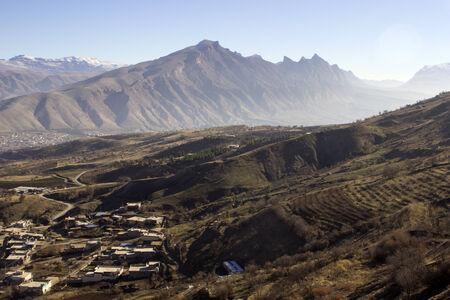 Mountains, Kurdistan  Northern Iraq region  Stock fotó
