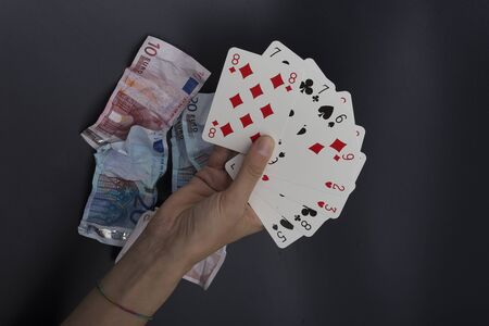 card player: card player, waste money