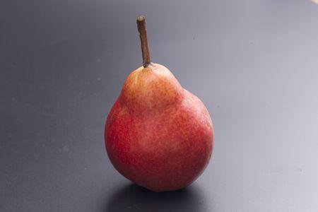 williams: Williams pear isolated on black