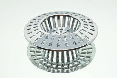 chrome: Chrome Drain Strainer