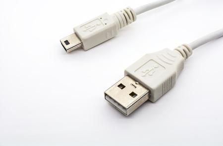 group b: Mini USB plug and USB Type A Plug