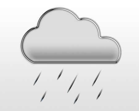 Fluffy Cloud Chrome And Heavy Rain