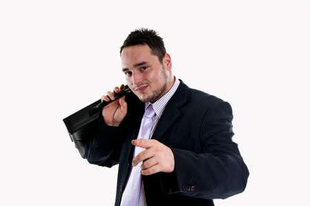 clarify: Successful businessman