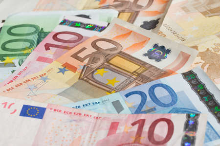 european currency: european currency Stock Photo