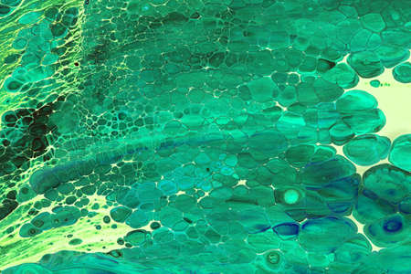An abstract picture of a luxury emerald green color in oriental style