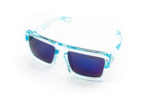 sun glasses: Sun glasses on white background