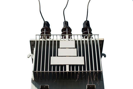 amp tower: Isolated Electric transformer