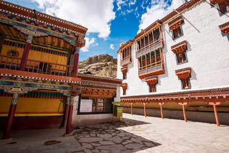 ladakh: Hemis monastery from Leh Ladakh ,india