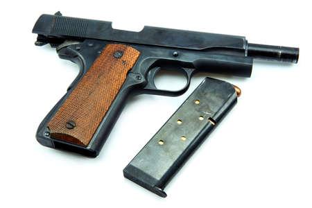 semi automatic weapon