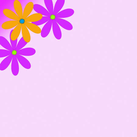 flower on background