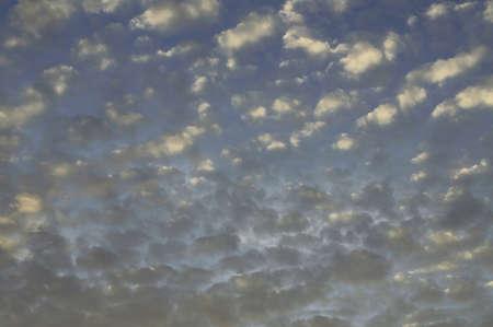 Sky background in the morning Stockfoto