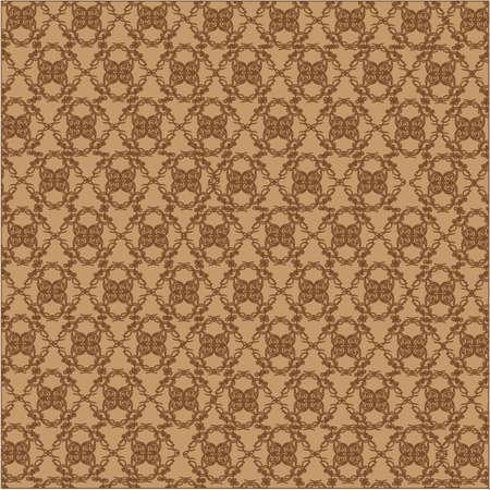 retro wallpaper Stock Vector - 29188493