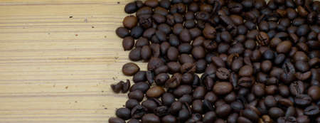 Roasted coffee seed for fresh coffee