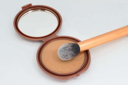 face powder: face powder
