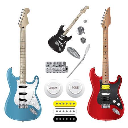 stratocaster: guitar set  stratocaster