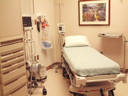 Room ready for patient