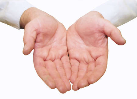 Helping Hands Stock Photo - 933184