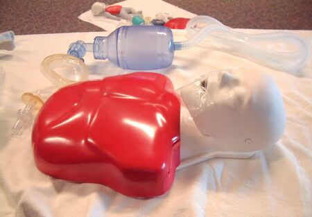 cpr: CPR Training II