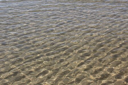 Shallow Crystal Clear Water