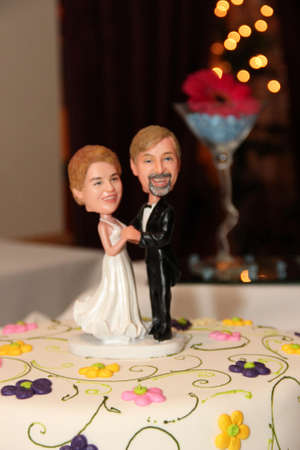 topper: Whimsical Cake Topper