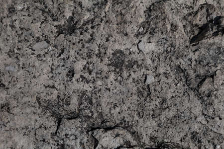 The texture of the stone. Natural dark background in grunge style. Abstract background of gray. blank space for design