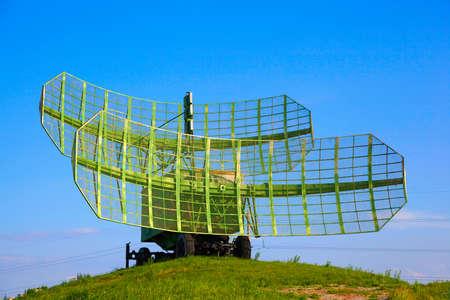 mobile radar on wheels