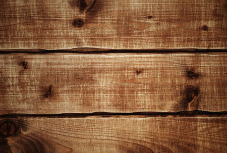 Wooden wall, wooden background. The natural texture of an old wood Stock Photo