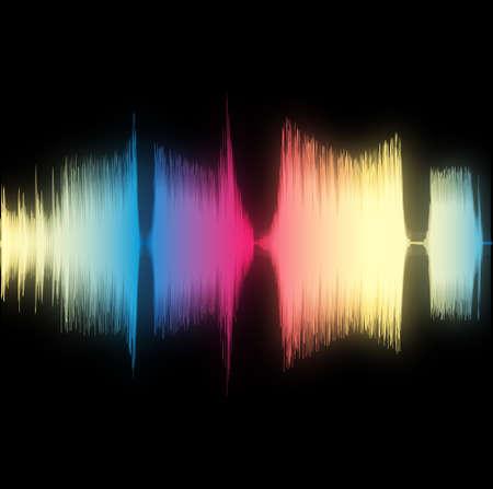 conputer: A sound wave