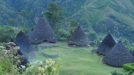 Wae Rebo Village Flores Indonesia