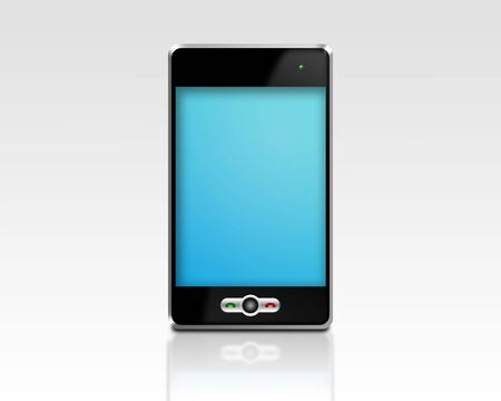 abstract mobile phone Stock Photo - 5587655