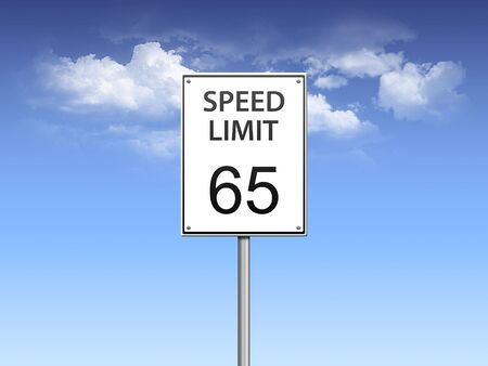 speed limit sign photo