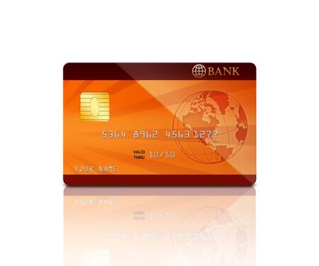 credit card Stock Photo - 6298536