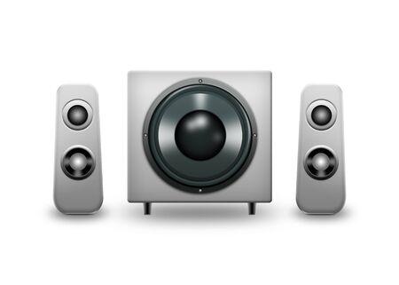 decibel: computer speakers