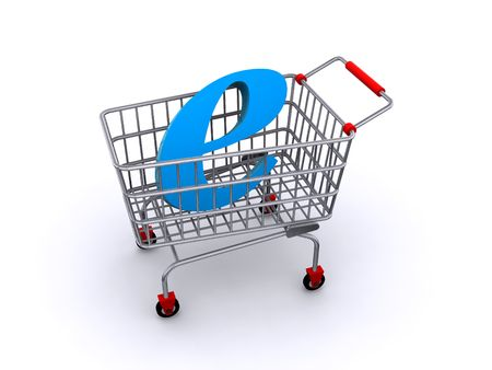 grocery cart: online shopping