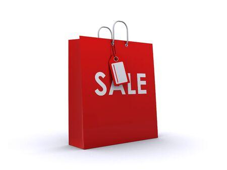 shopping bag Stock Photo - 6994912