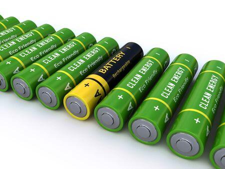 batteries Stock Photo - 7058170