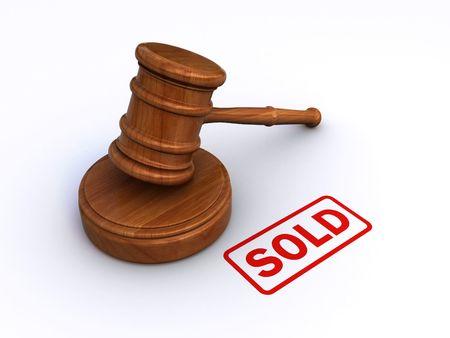 verdicts: auction