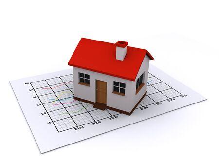 real estate market photo