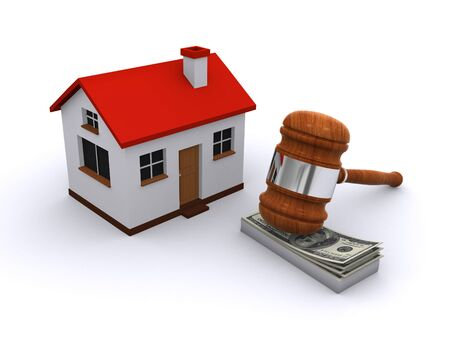 housing prices: real estate auction