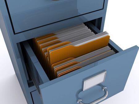 file cabinet: Gabinete de archivos