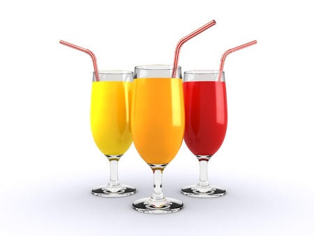 fresh juices photo