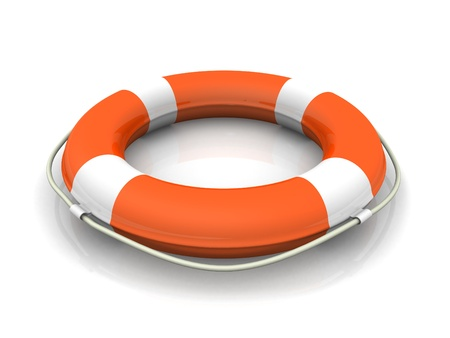 lifebuoy Stock Photo - 8782541