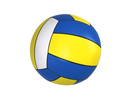 ballon volley: ballon de volley